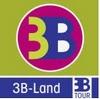 3B-Land-Tour Logo