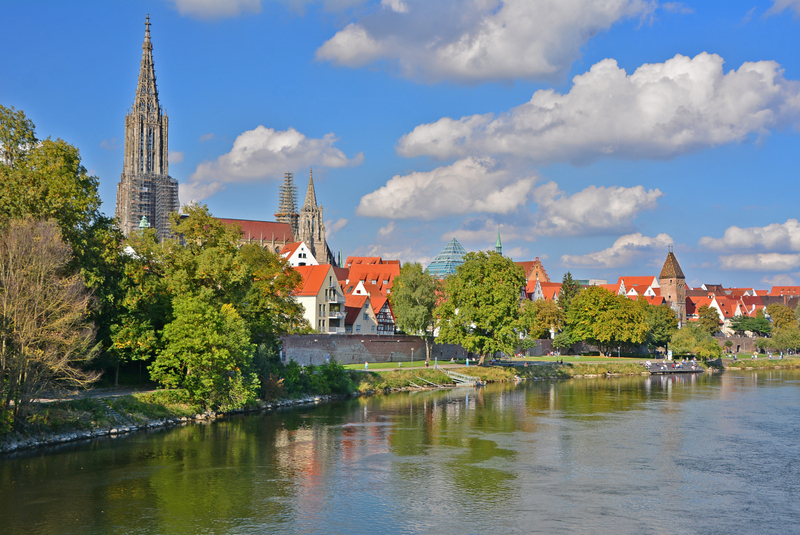 Ulm: Der Festungsweg