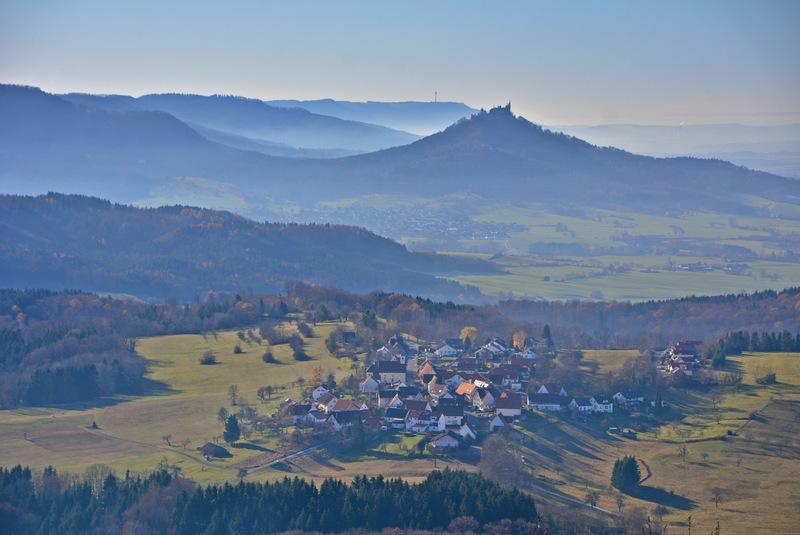 Schwäbische Westalb: Salmendinger Kapelle und Dreifürstenstein
