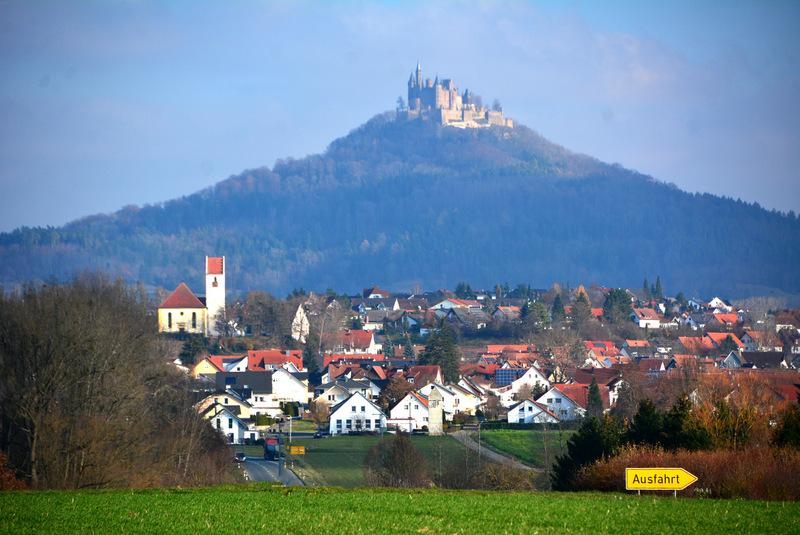 Zollernalb: Haigerloch und Grosselfingen